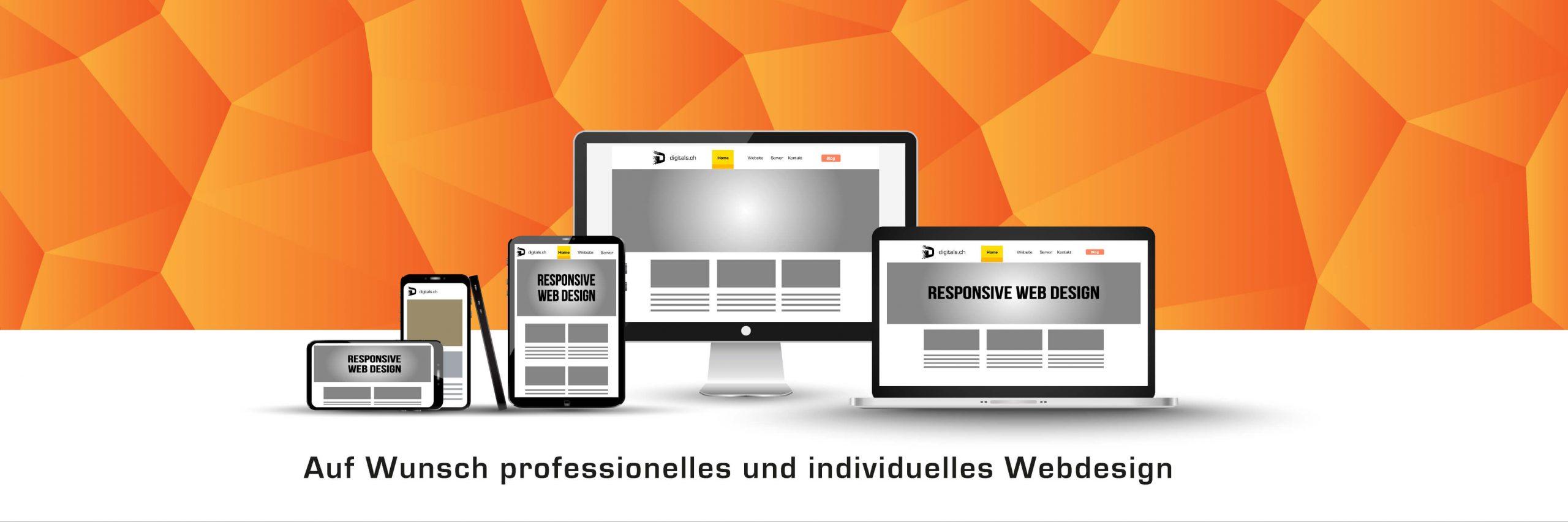 www.digitals.ch Webdesign